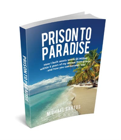 michael santos prison to paradise