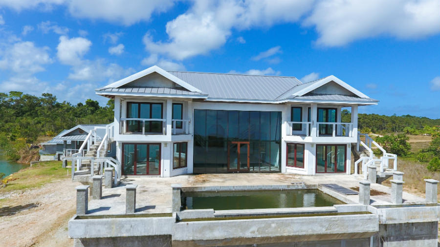How to Build a House at The Reserve in Belize